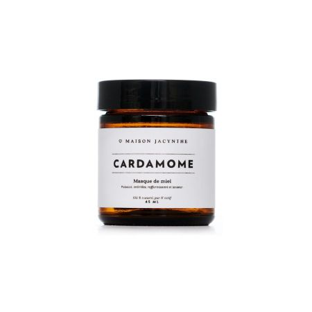 HONEY CARDAMOM MASK