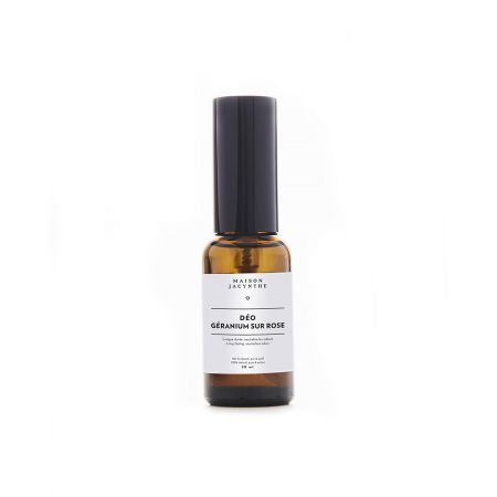 Déo géranium sur rose 30 ml