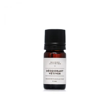 Concentrate Vetiver Deodorant