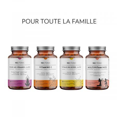 Chewable vitamins kit