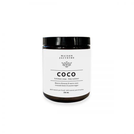 Exfoliant corps Coco