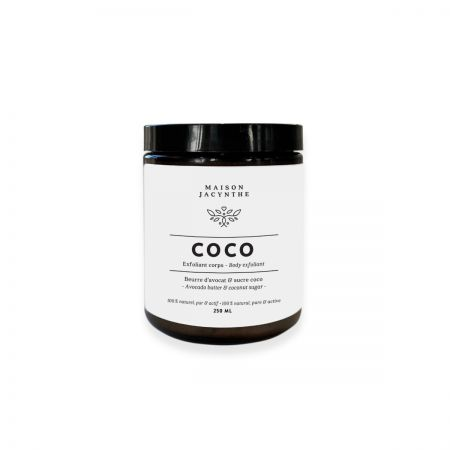 Body exfoliant - Coco