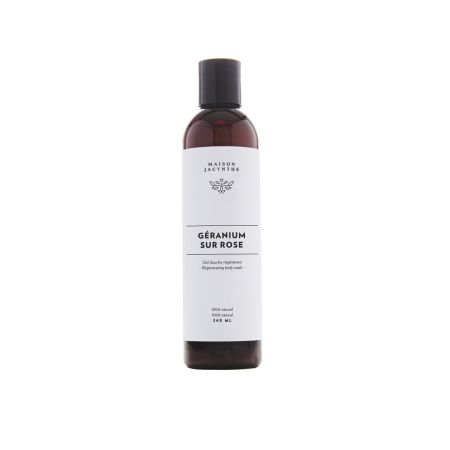Geranium on rose Body Wash