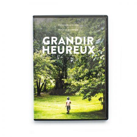 dvd GRANDIR HEUREUX