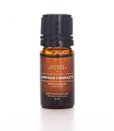 Essentiel oil - Compact Oregano