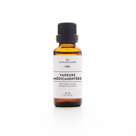 Medicated Steam Massage Oil