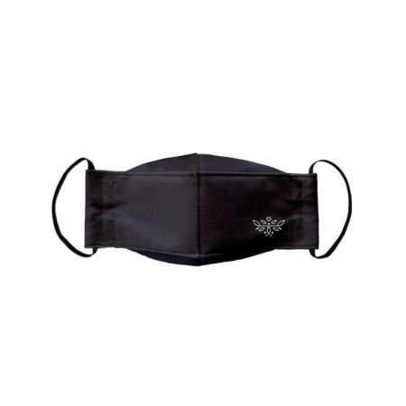 Black reusable mask - Large