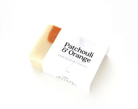 Soap : Patchouli & Orange