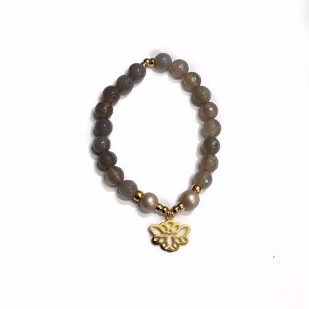 Tendresse - Bracelet en perles de nacre