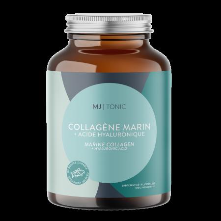 Collagène marin + Acide hyaluronique - Sans saveur