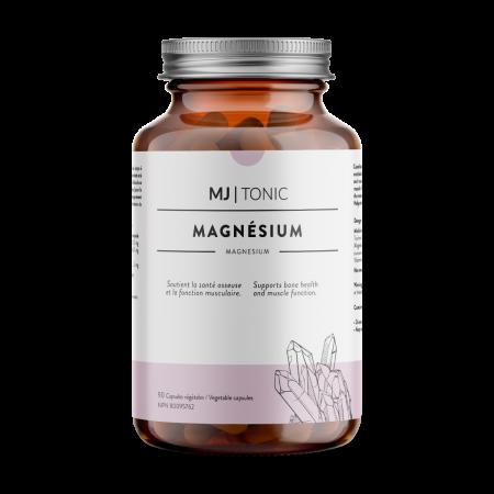 Vegetable Capsules - Magnesium