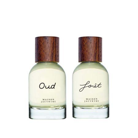 Men's perfumes duo