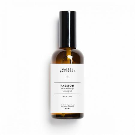 Passion huile massage