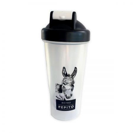 Shaker bottle 600 ml - Pépito