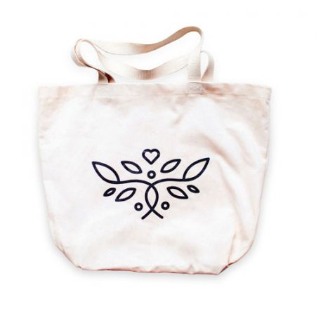 100% Organic Cotton reusable bag