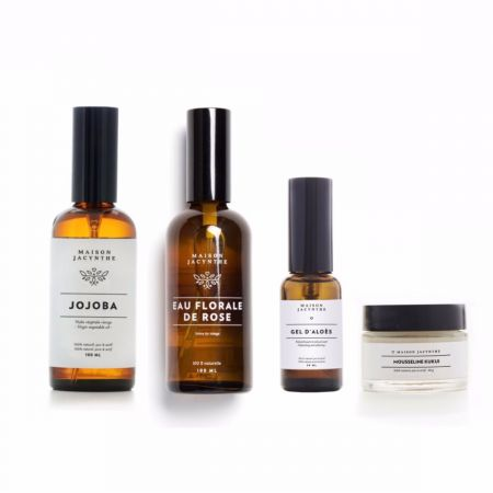 Unisex care set essential oil-free to start