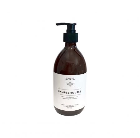Grapefruit hand soap - 500 ml
