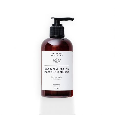 Grapefruit hand soap