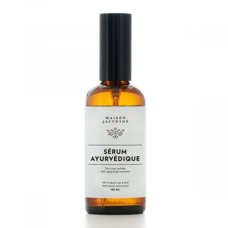 Ayurvedic serum - body treatment