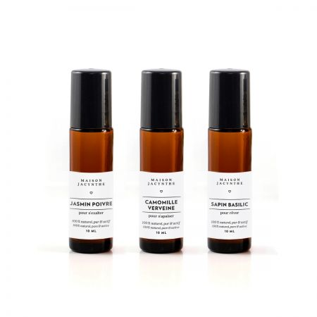 Perfumed oils Trio