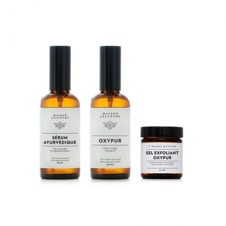 Body spa treatment trio
