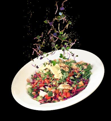 Bulk Organic Salad