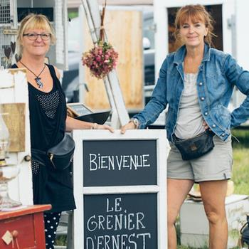 Danielle et Carole Jutras