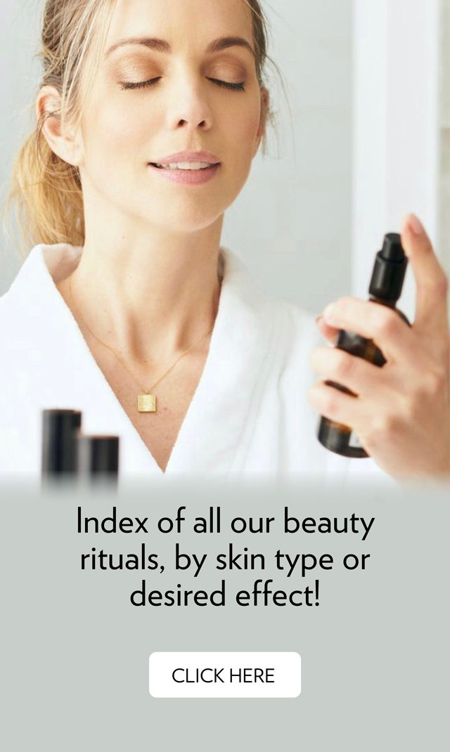 Index Of All Our Beauty Rituals