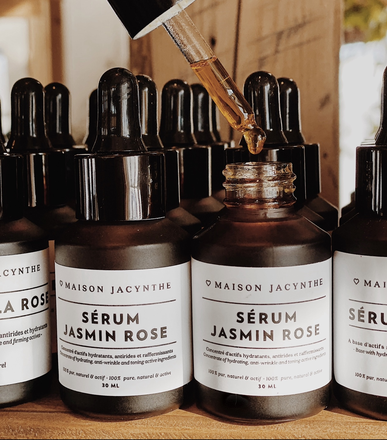 Sérum Jasmin Rose