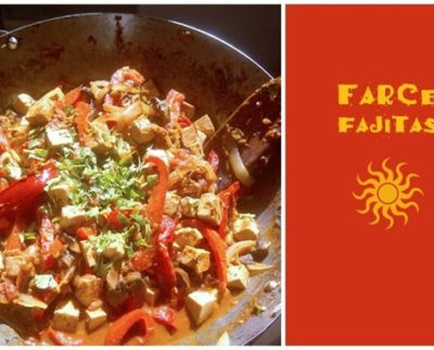 Farce fajitas