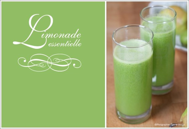 Detox Green Juice: My Essential Limonade