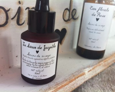 Plant-Based Serum for Natural Beauty